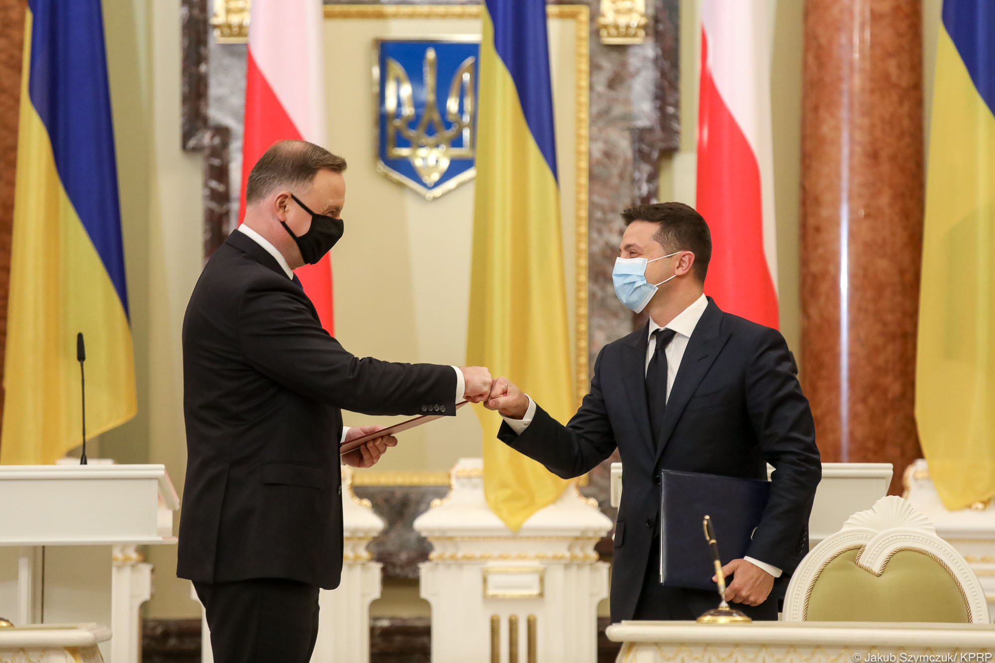 WI Daily News – Polish – Ukrainian joint declaration
