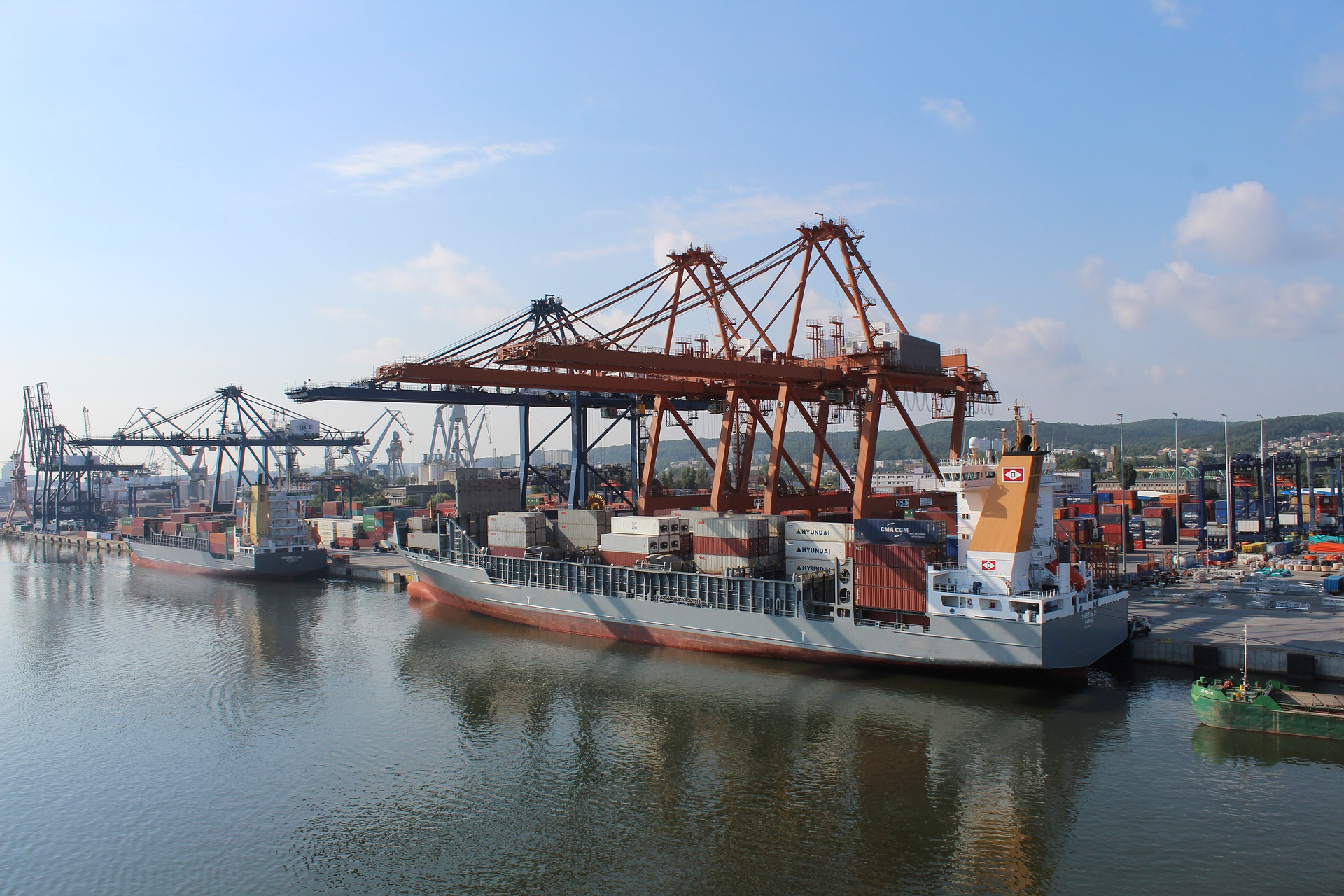 WI Daily News – A letter of intent between Polish and Ukrainian seaports