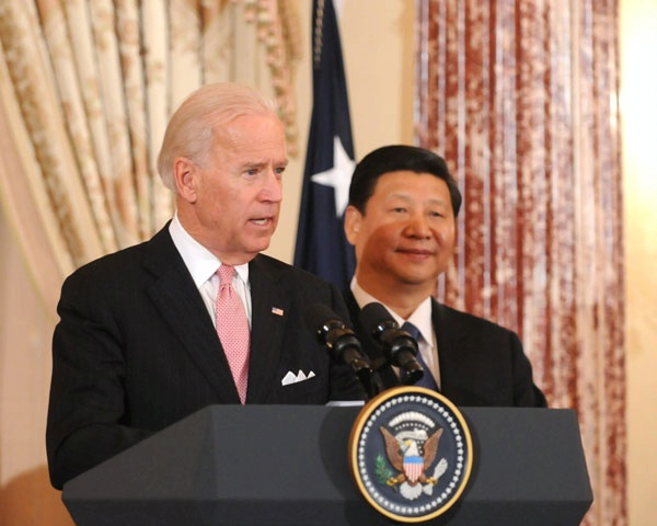 Biden's Presidency According to Chinese Forecasts