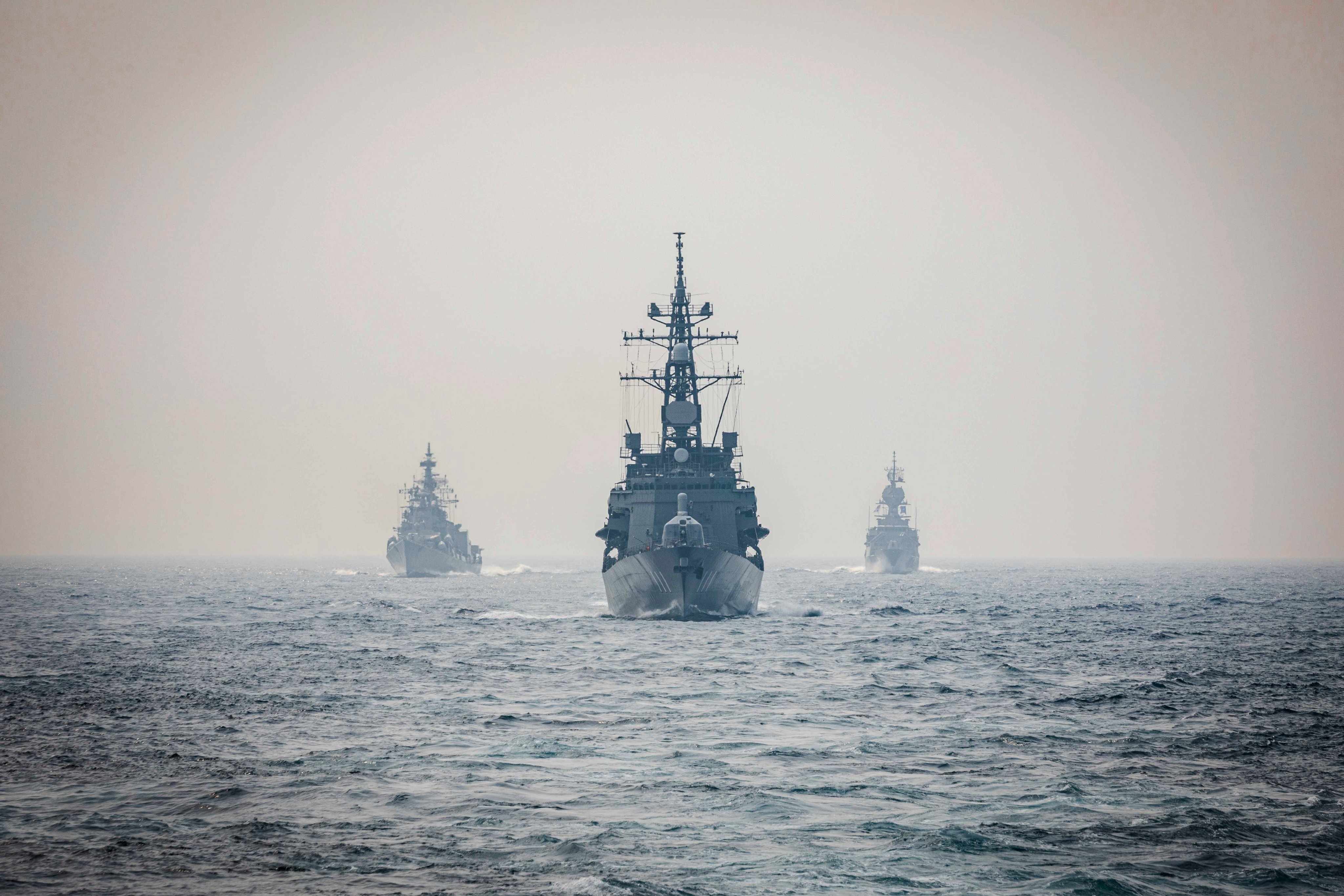 "Malabar Exercise, ""Asian NATO"" and Beijing's Response"