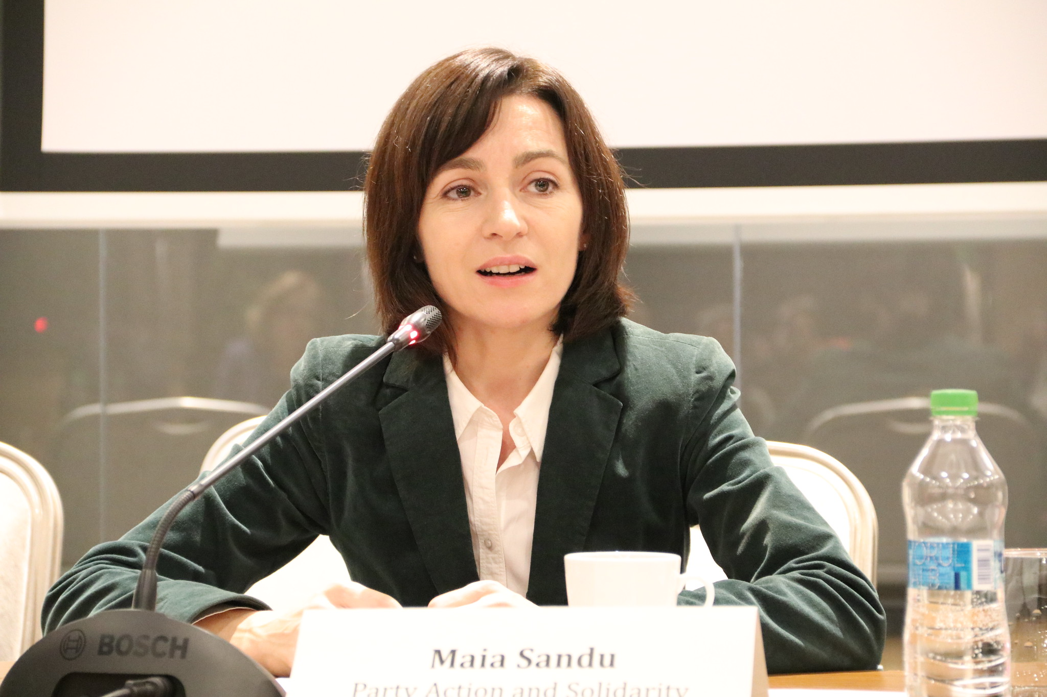 Moldova Election: Sandu Smashes Russia's Candidate