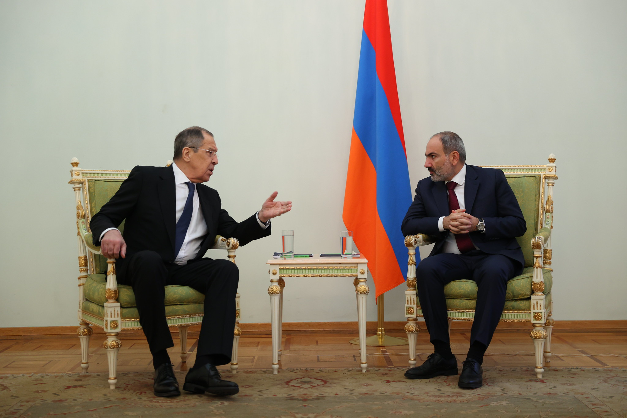 Russian Inspection: Lavrov, Shoigu Visit Armenia and Azerbaijan