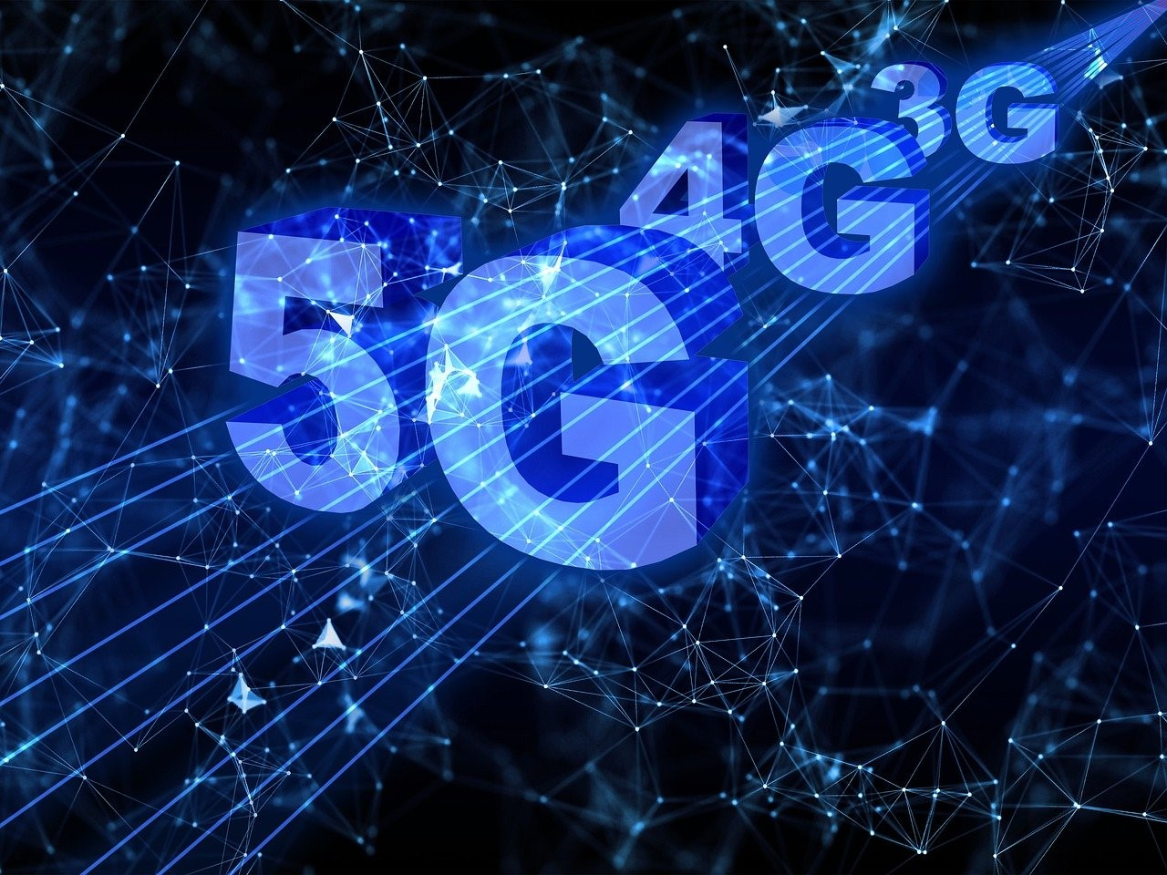 5G Network in China: Development, Opportunities and Threats