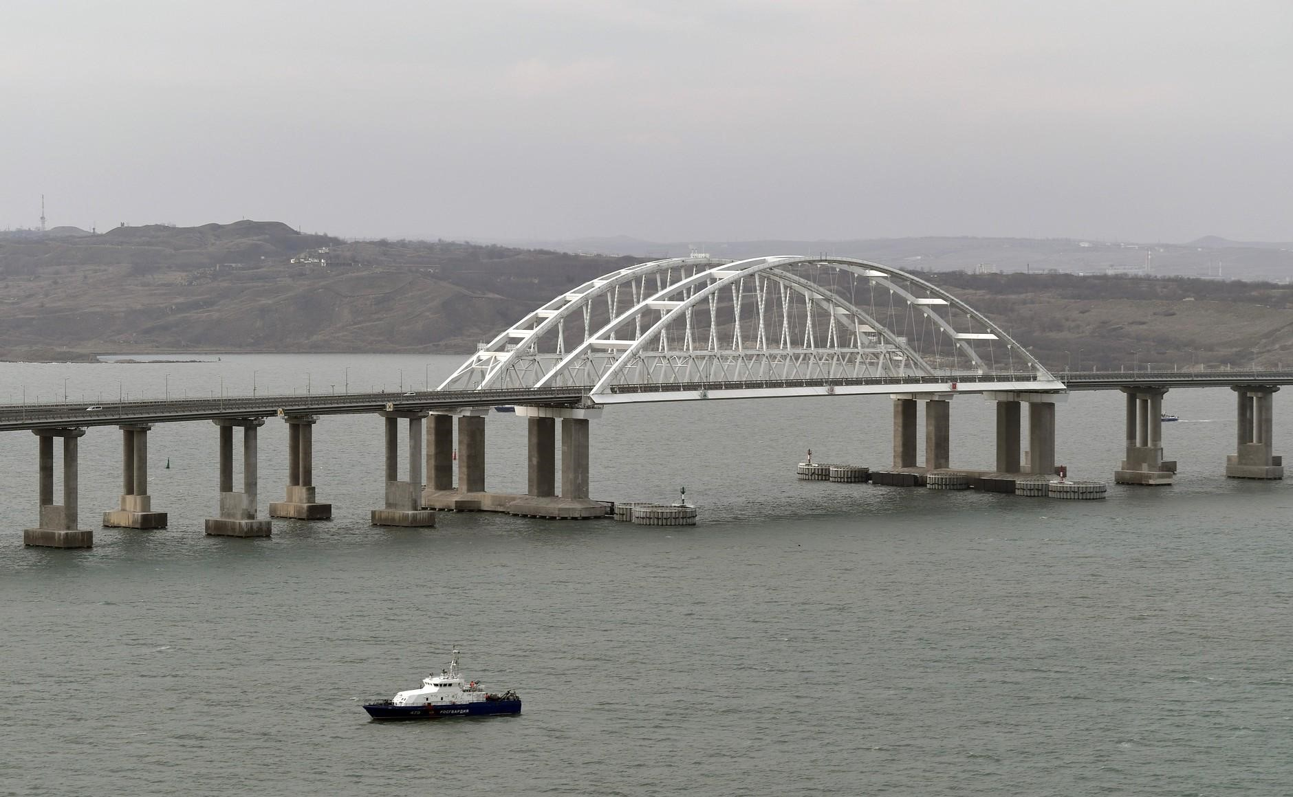 A Train to Crimea: Russia Condemned for Opening the Crimean Bridge to Railway Traffic