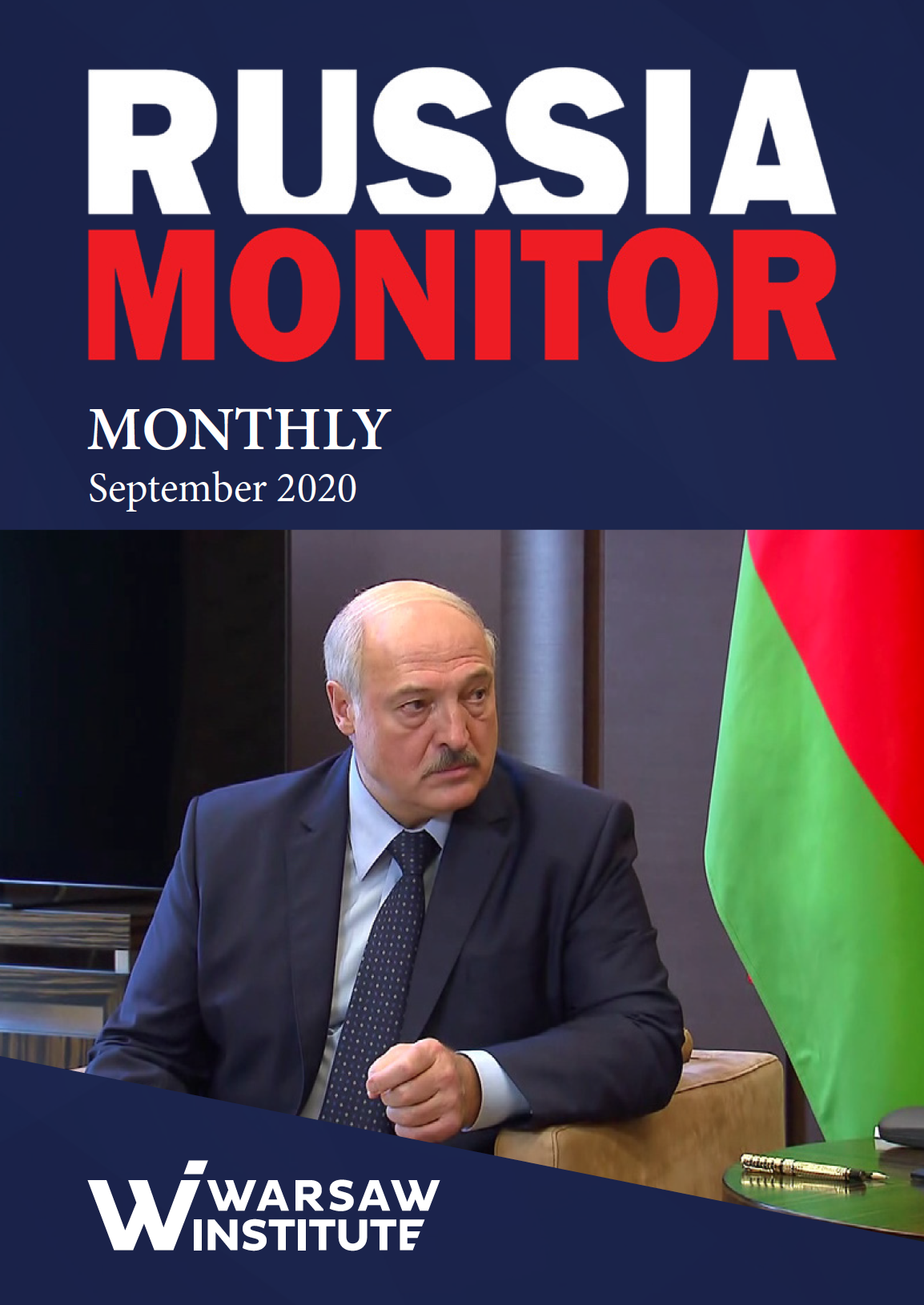 RUSSIA MONITOR MONTHLY 9/2020