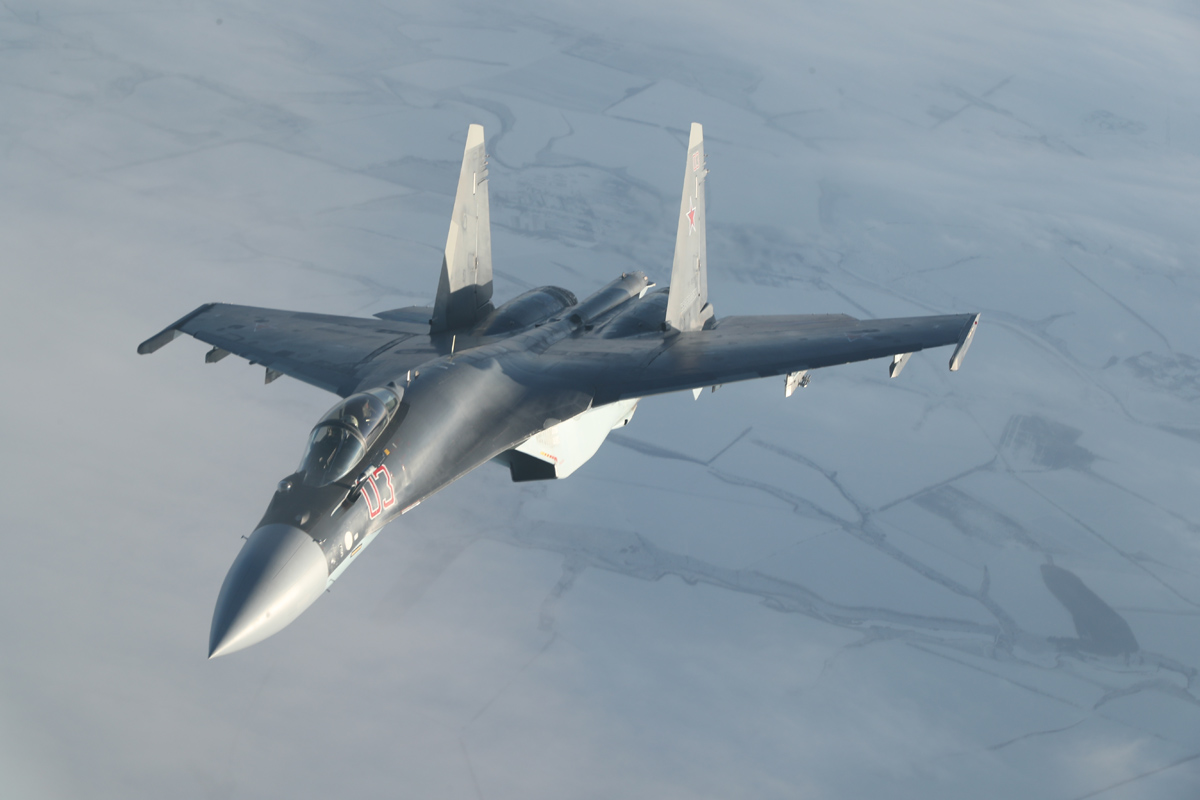 Russian, Chinese Jets Do Joint Patrol, Spark Protests from South Korea and Japan