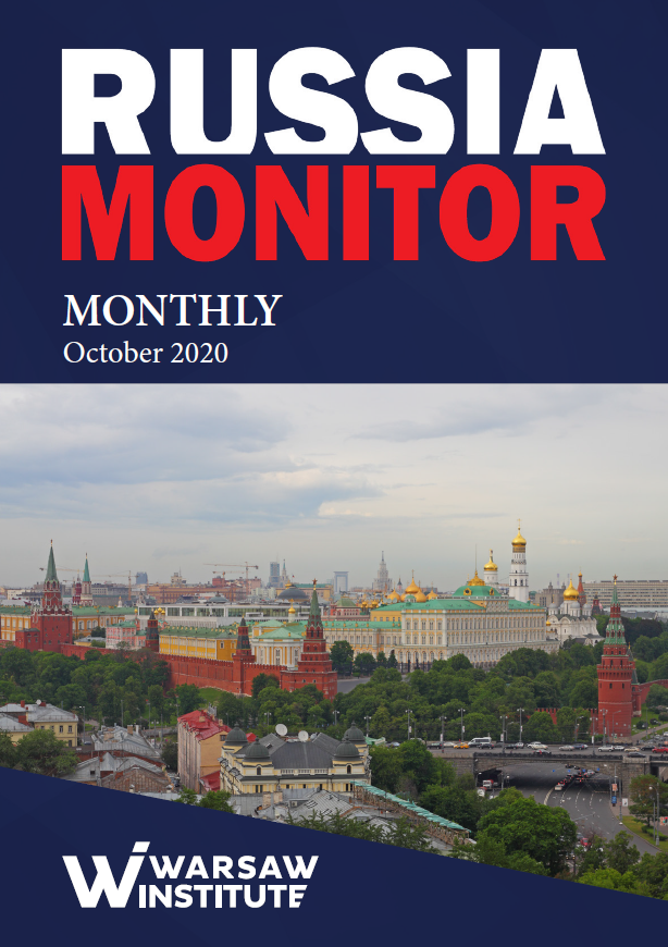 RUSSIA MONITOR MONTHLY 10/2020