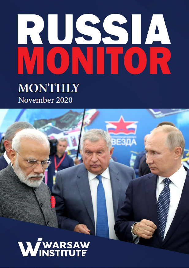 RUSSIA MONITOR MONTHLY 11/2020