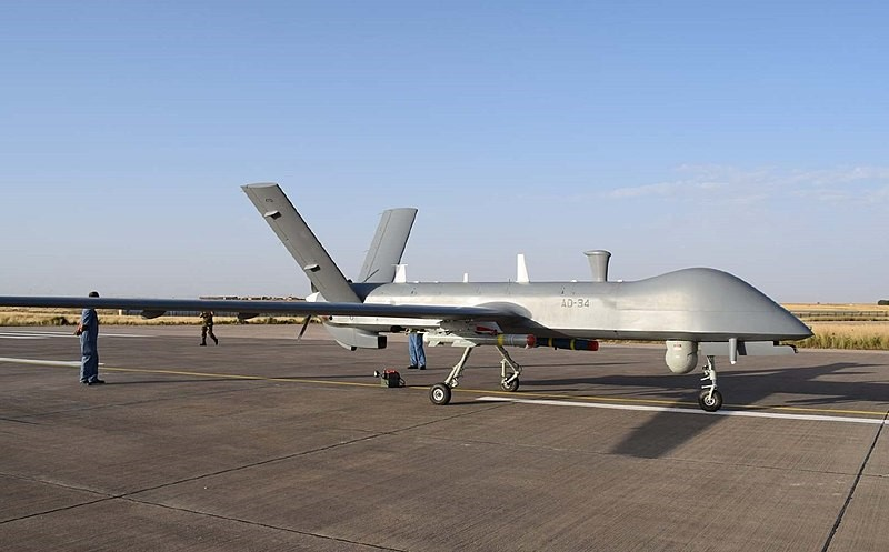 Are Military Drones the Future of the Chinese Army?