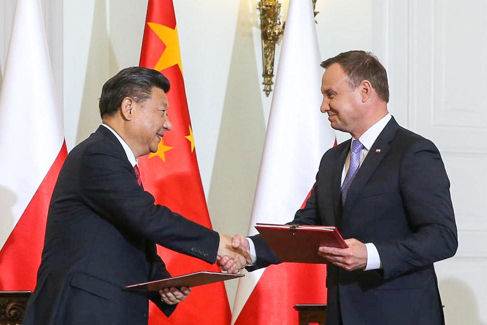 Stosunki Polska-Chiny w 2021 roku: stan i perspektywy