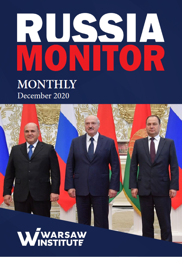 RUSSIA MONITOR MONTHLY 12/2020