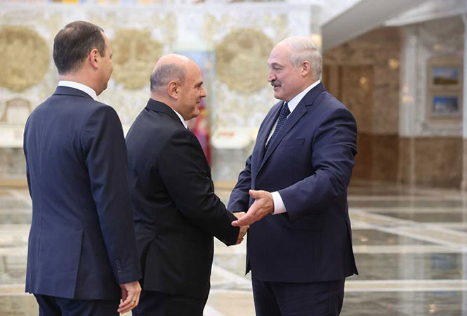 """Fuel Charge"": Lukashenko Pays For Russian Help"