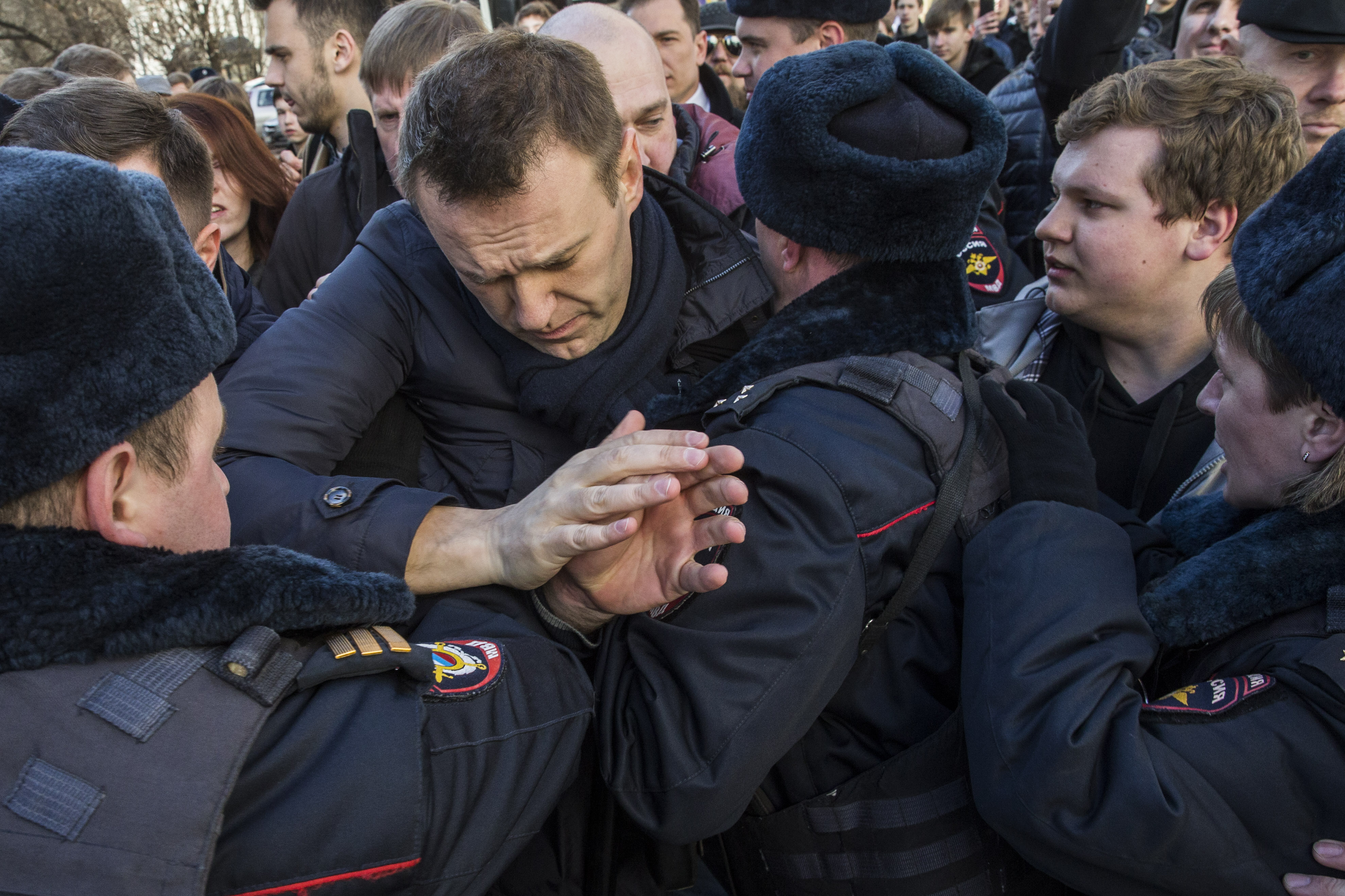 Why Navalny Returned to Russia