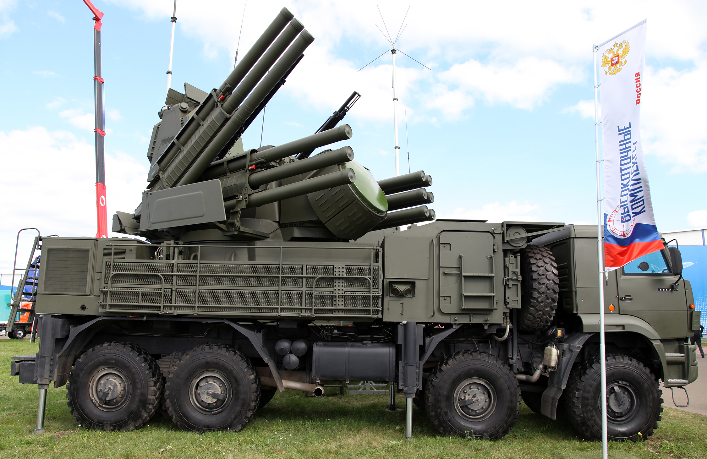 Myanmar Orders Russian-Made Missile Systems