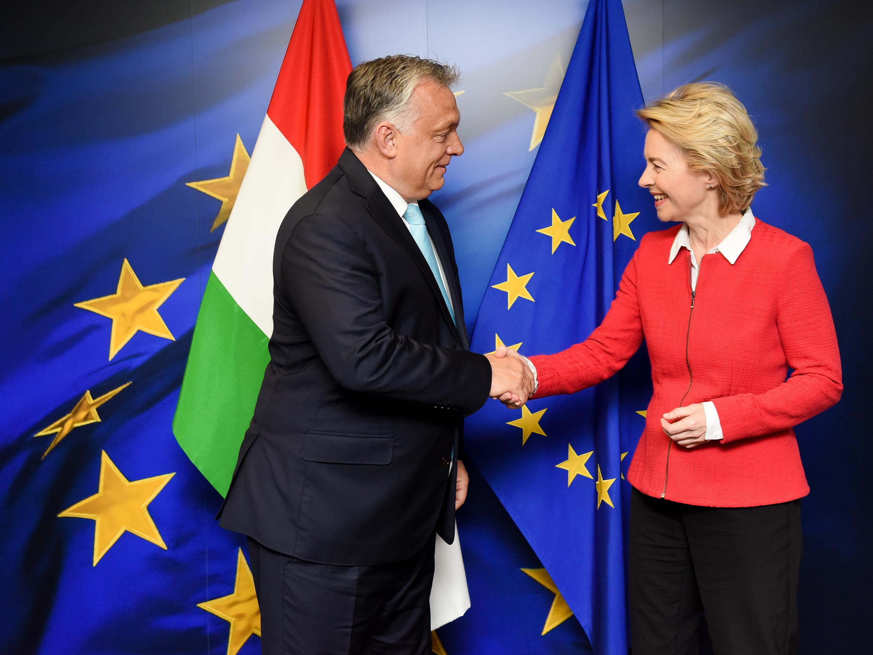 Problematyka stosunków Węgier z Unią Europejską