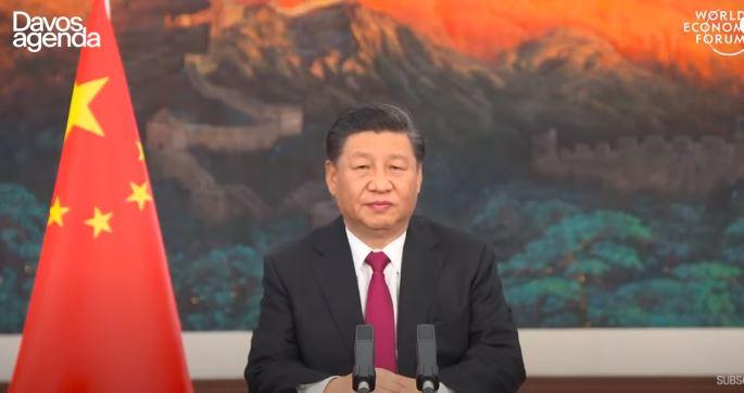 Przemówienie Xi Jinpinga w Davos
