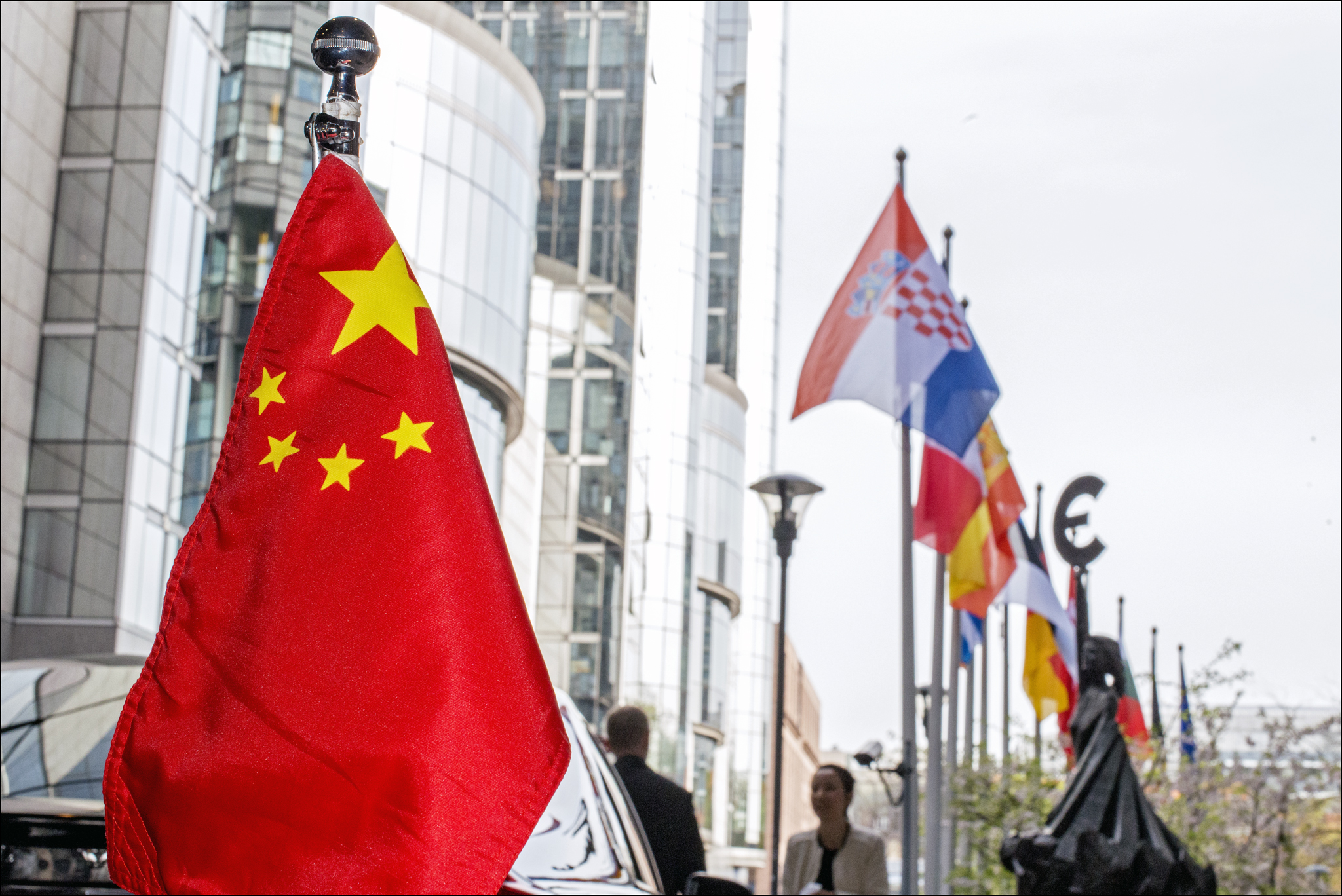 Public Opinion on China in European and V4 Countries