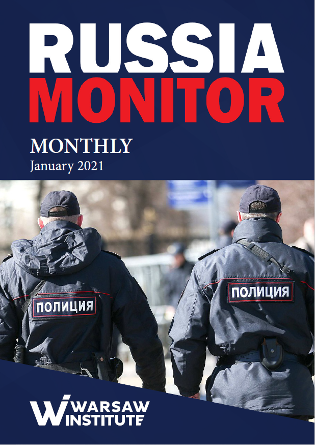 RUSSIA MONITOR MONTHLY 01/2021