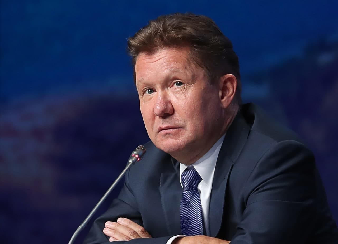 Gazprom Reappoints Alexey Miller for Further Five Years