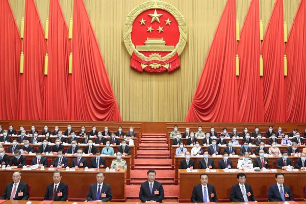 China's Parliament is Debating on the Future of the Economy