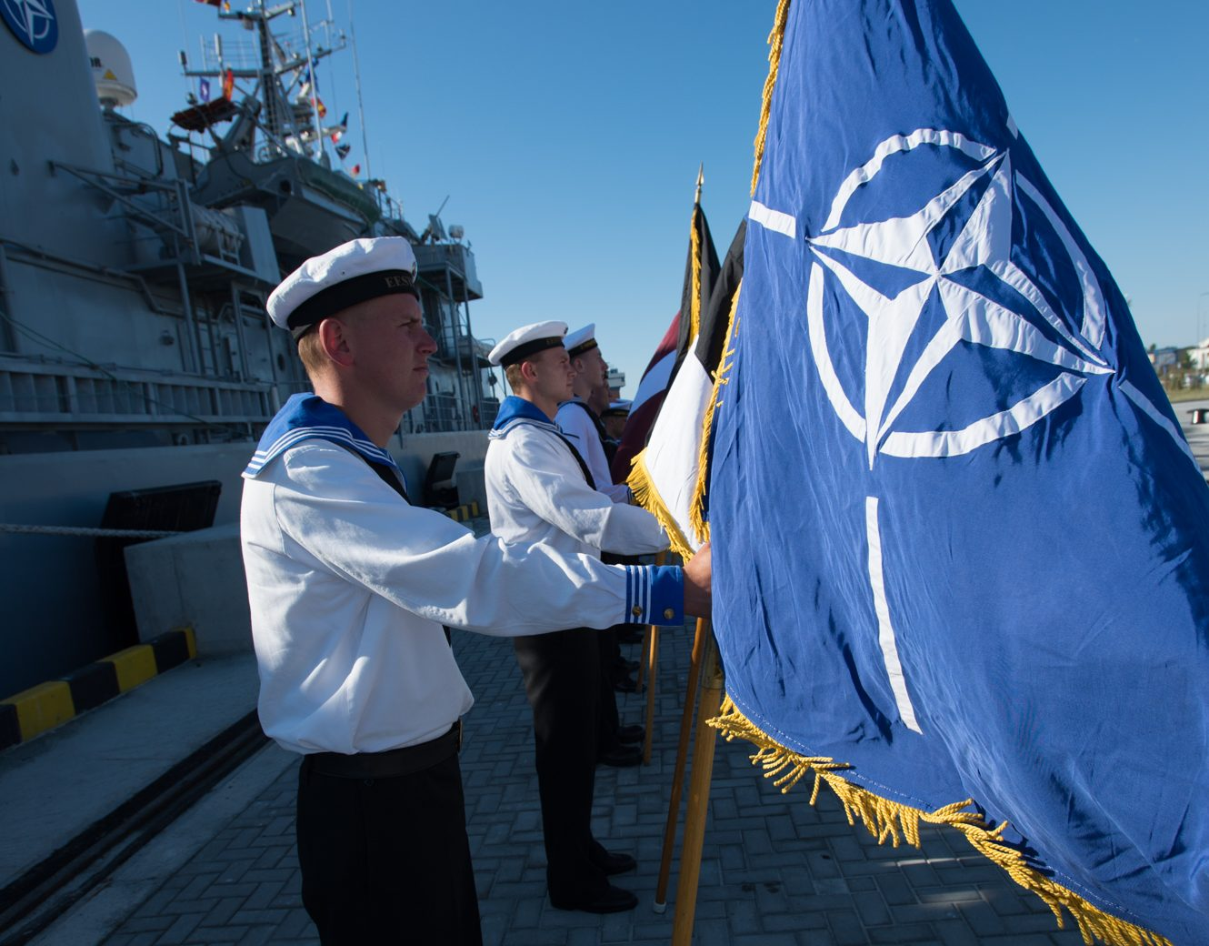 Four Challenges For NATO 2030