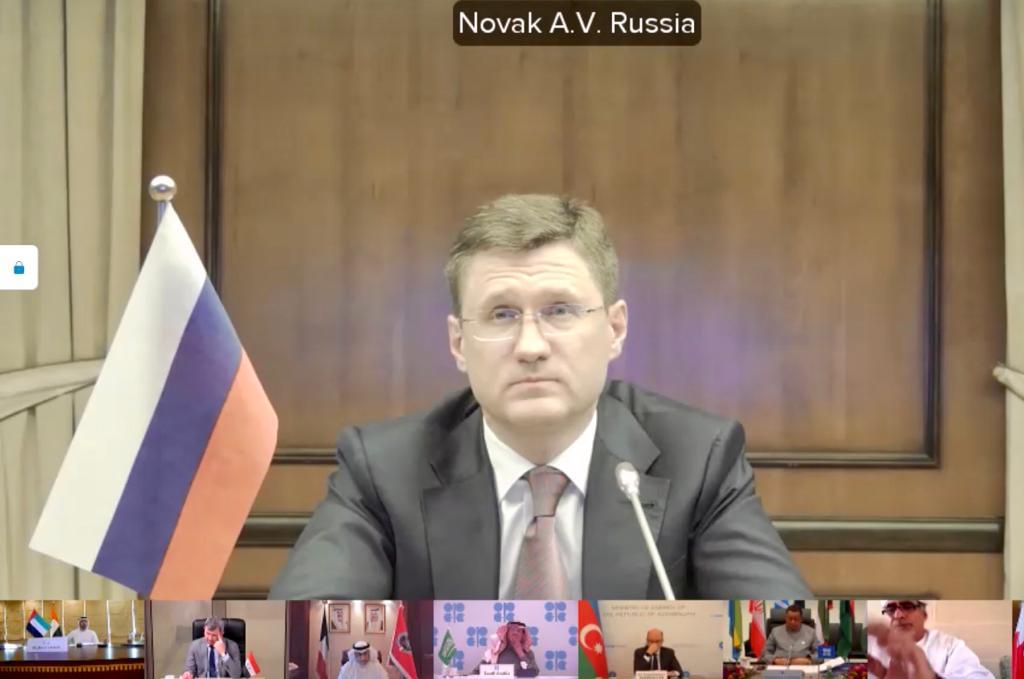 Rosja zadowolona z decyzji OPEC+