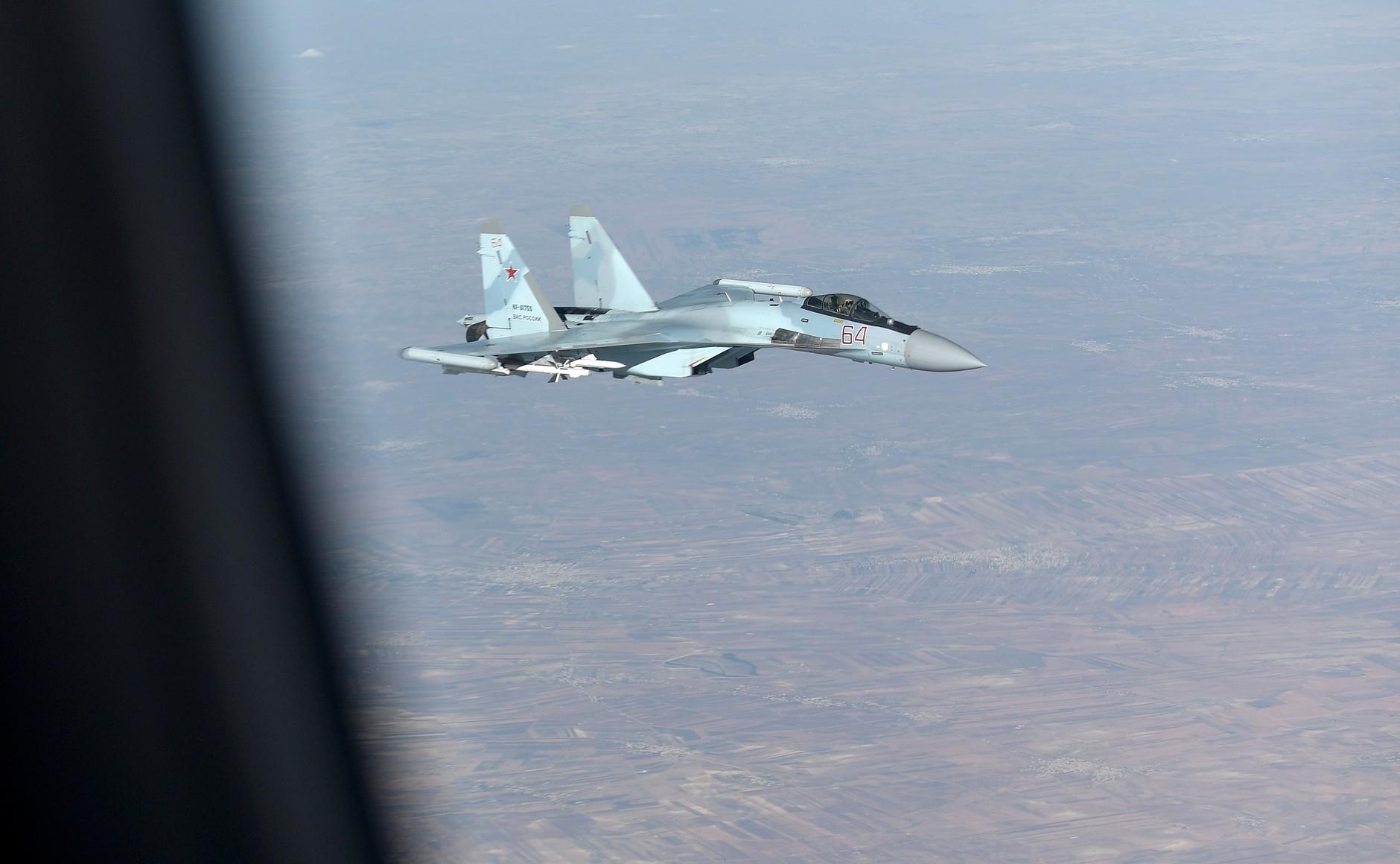 Nowa fala rosyjskich ataków w Syrii