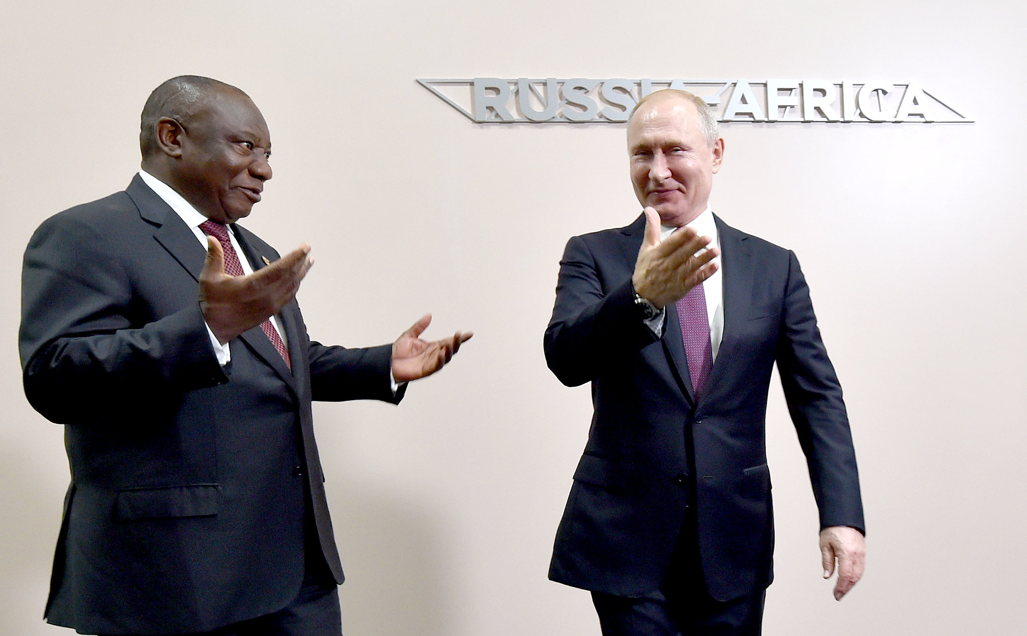 Russia's Disinformation Campaign in Africa