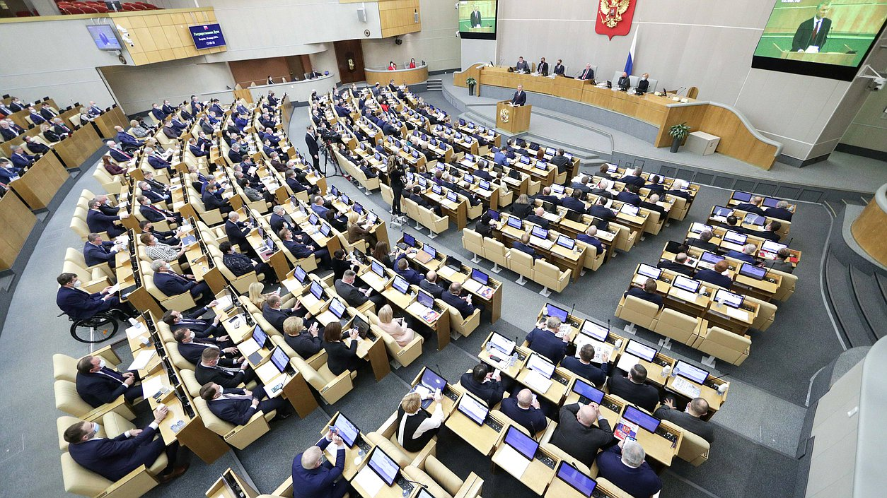 Putin For Life: State Duma Resets Presidential Term-Limit Clock to Zero
