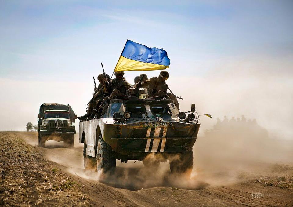 Faktyczny koniec rozejmu w Donbasie
