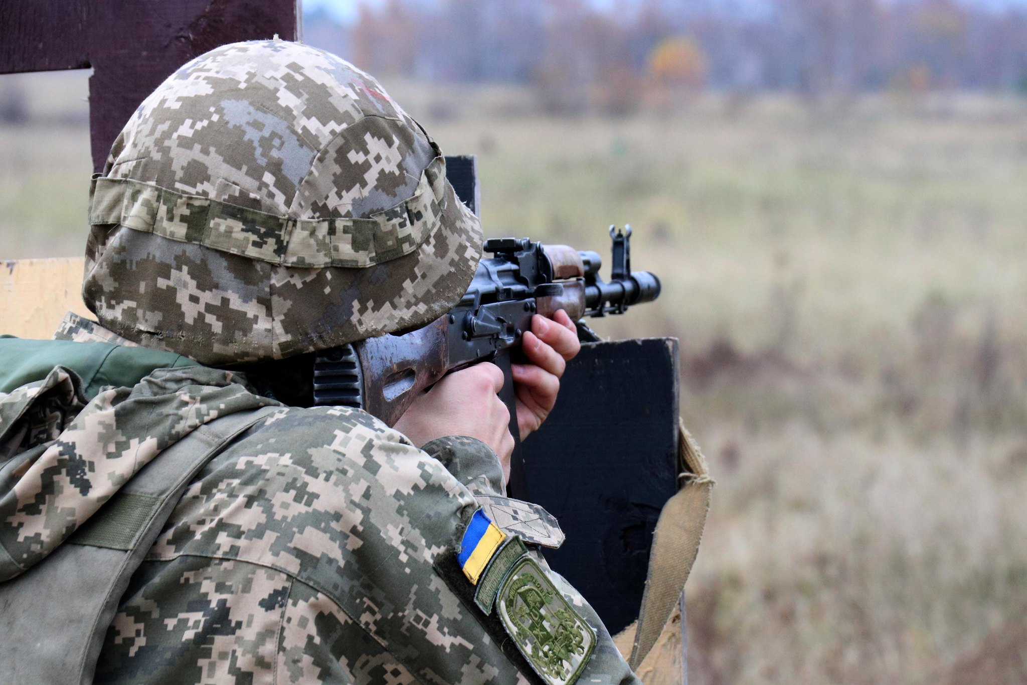 More Soldiers Killed in Ukraine's Donbas
