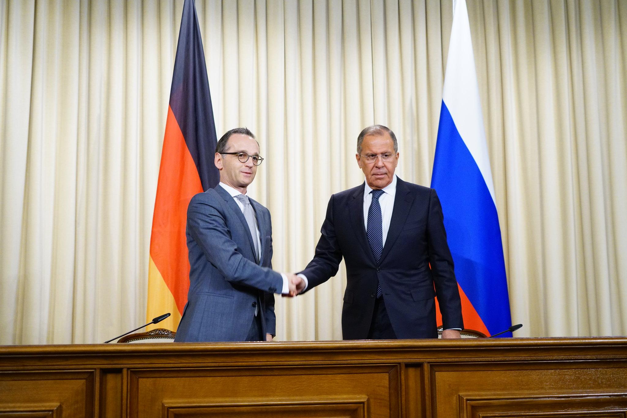 Sankcje nie, Nord Stream 2 tak. Rosyjski kurs Niemiec