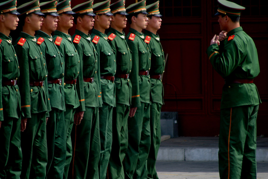 US Intelligence Report – China's Threat