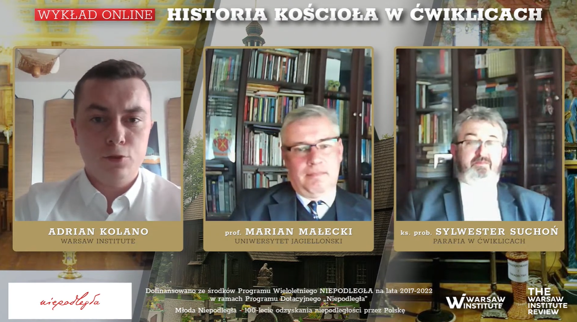 Event Summary: History of the Church in Ćwiklice