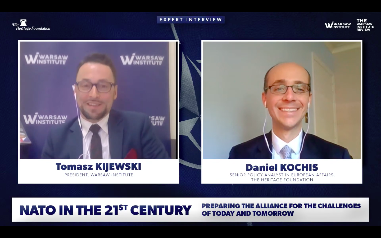 Event Summary: NATO in the 21st Century