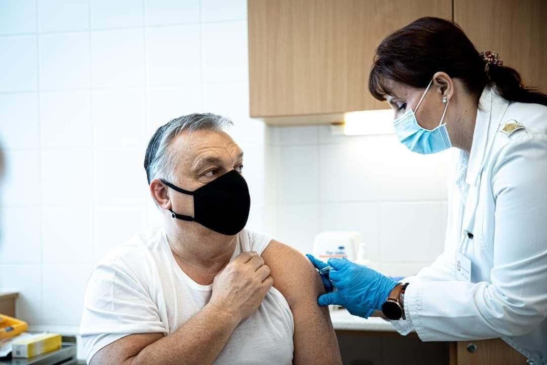 China's Vaccine and Mask Diplomacy in Hungary