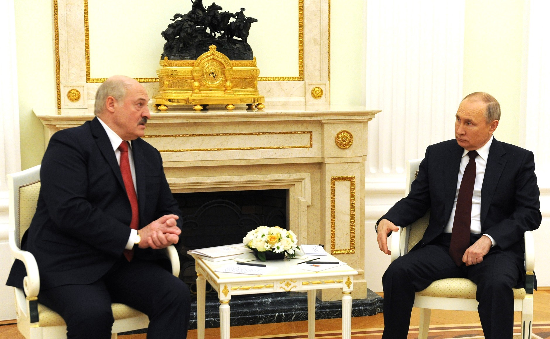 Coup Plot In Belarus Is Lukashenko's Provocation