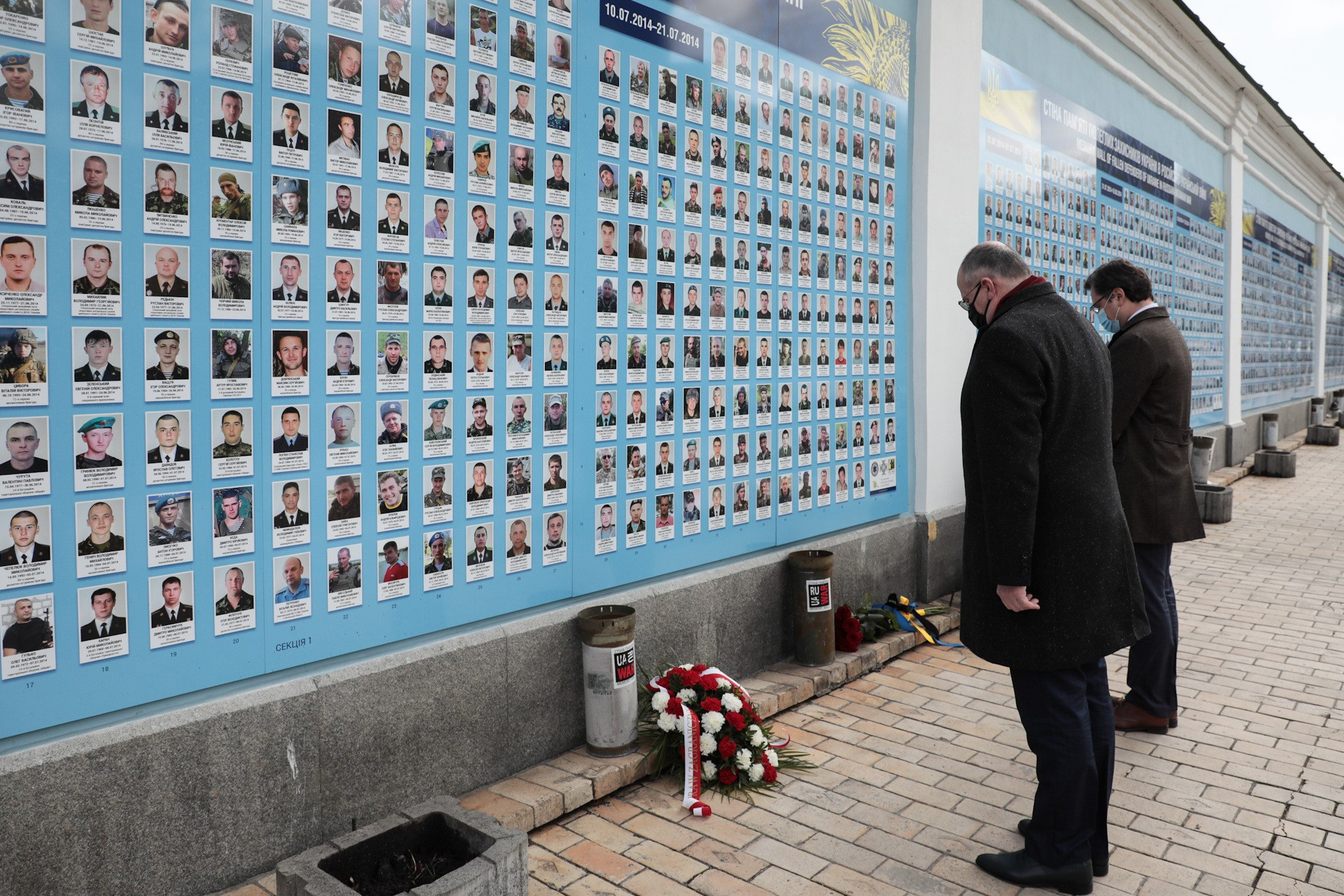 Prawdziwi i fałszywi sojusznicy Ukrainy