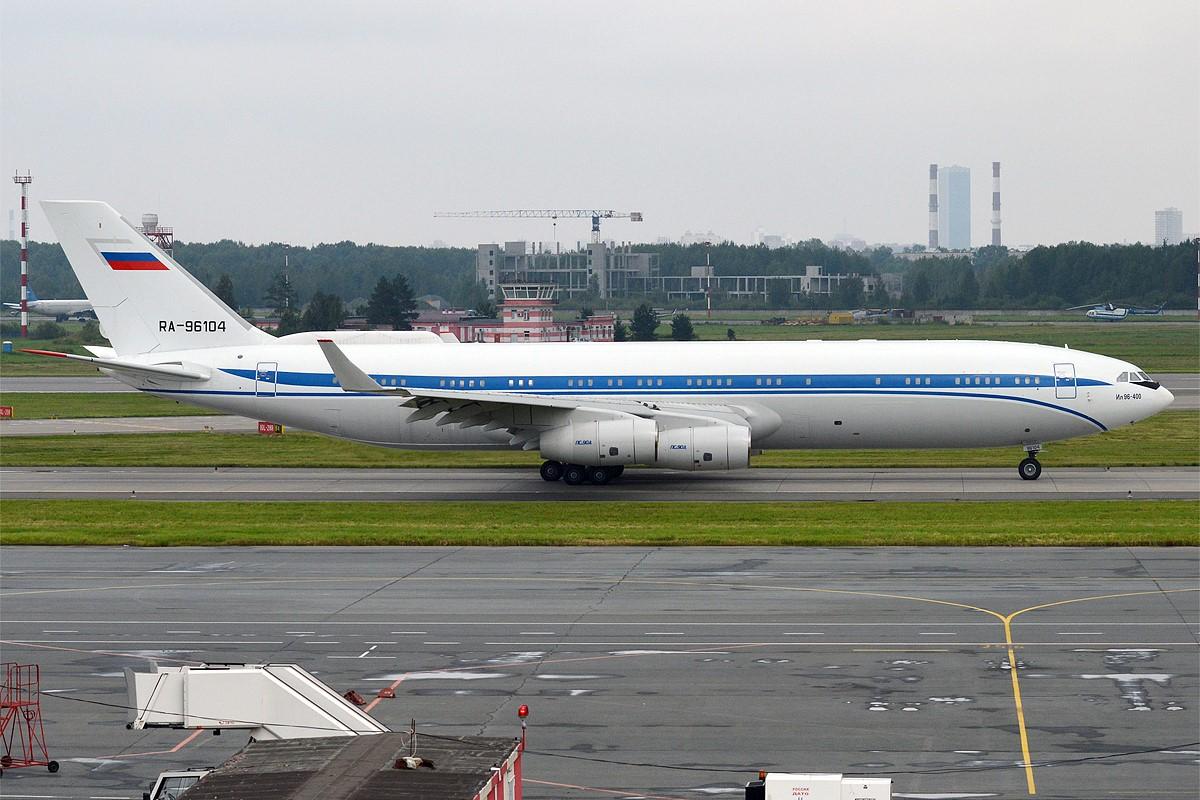 Samolot FSB wywołał spięcie na linii Kolumbia-Rosja