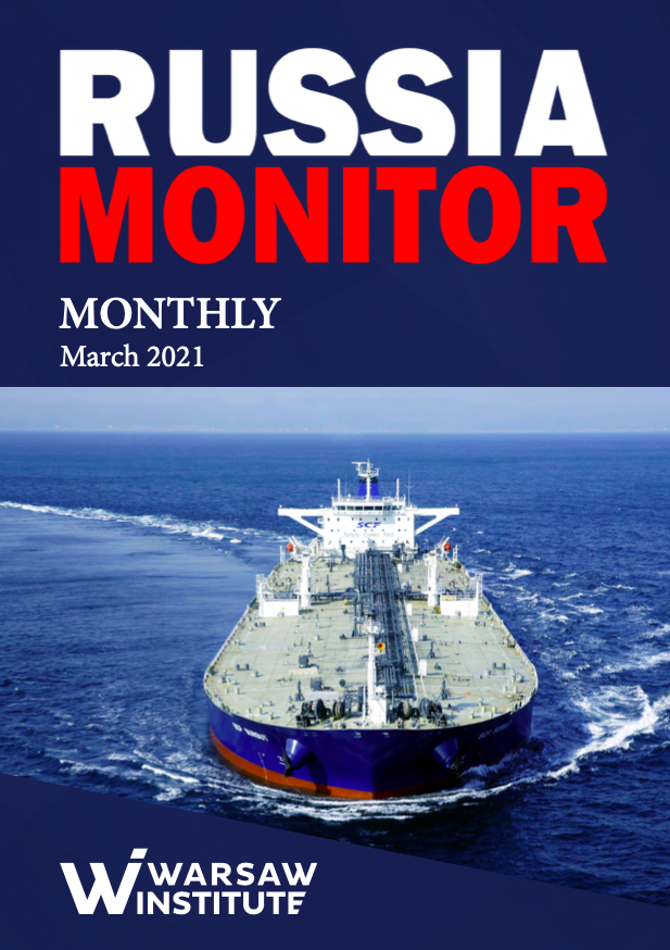 RUSSIA MONITOR MONTHLY 03/2021