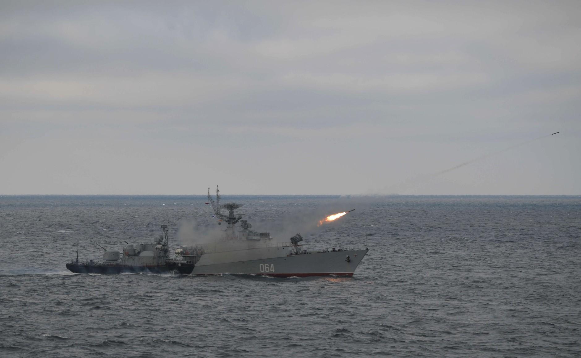 Napięcie na Morzu Czarnym. Rosja może zablokować Ukrainę