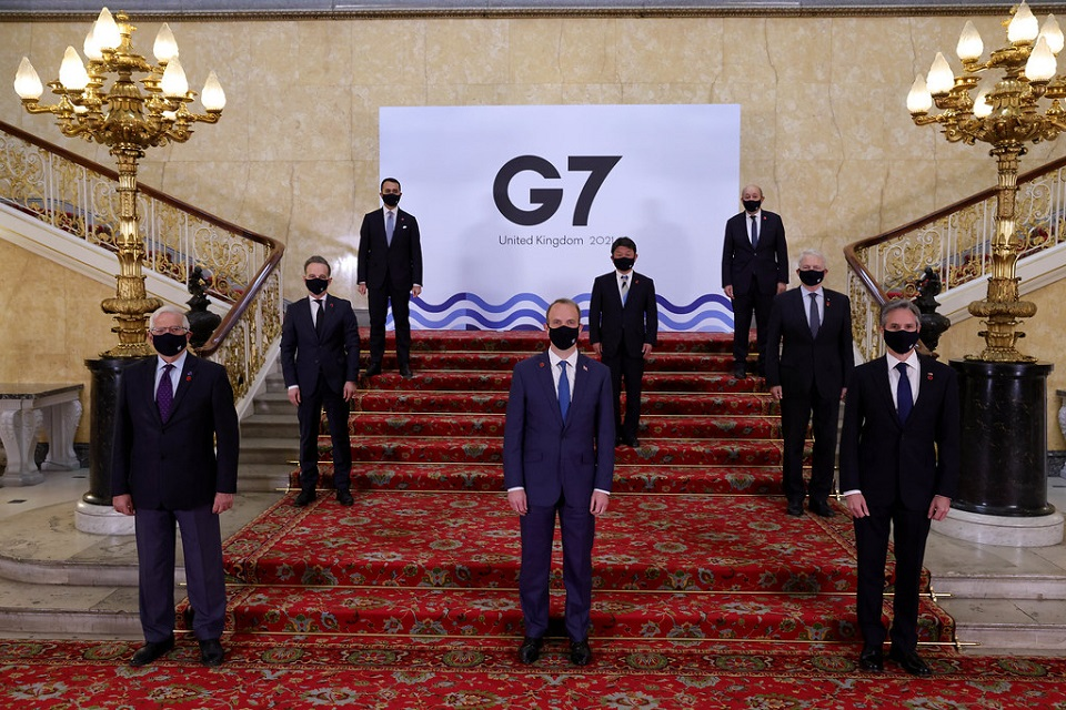 The G7 Summit and China