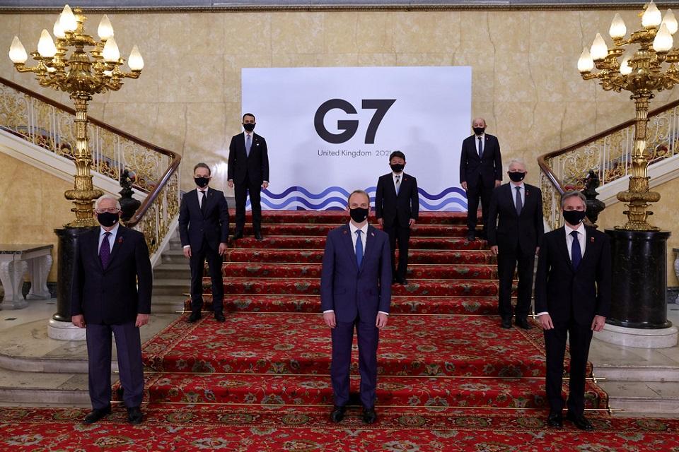 Szczyt G7 i Chiny