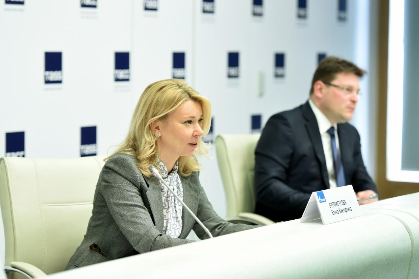 Eksportowy optymizm Gazpromu
