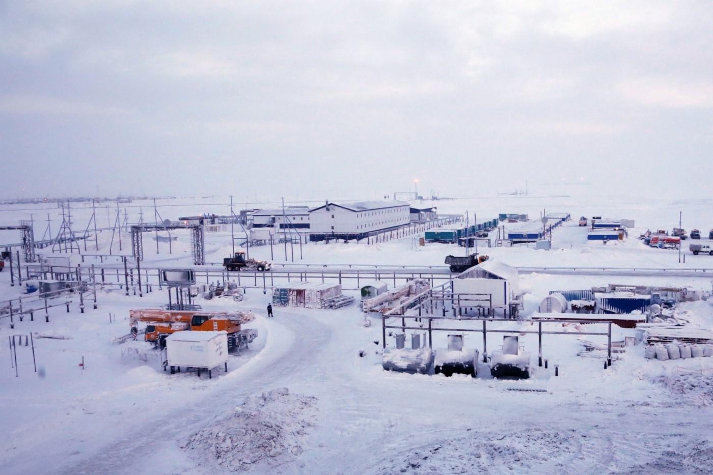 Gazprom nie chce oddać Novatekowi cennego złoża na Jamale