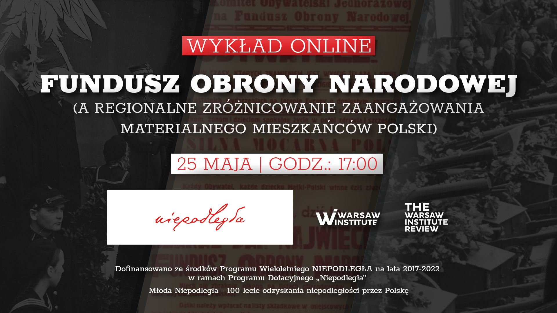Event Summary: Poland's National Defense Fund and Diversified Financial Involvement of Polish Residents by Region