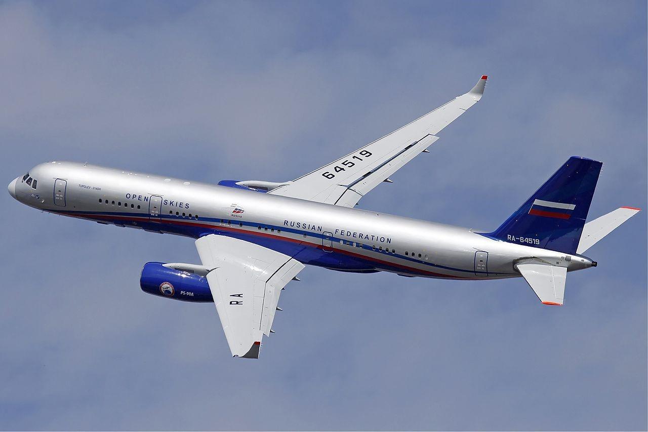 Duma za wyjściem Rosji z traktatu Open Skies