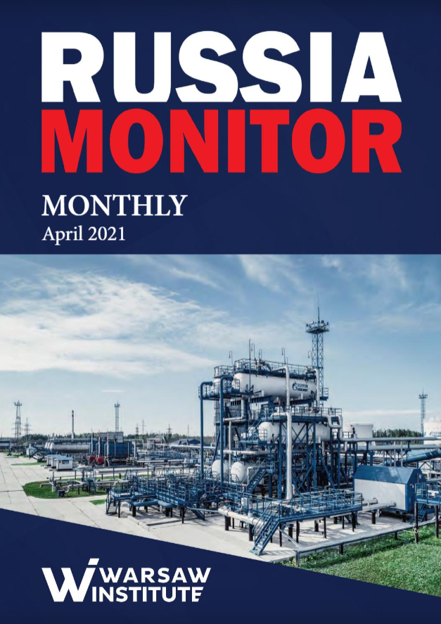 RUSSIA MONITOR MONTHLY 04/2021