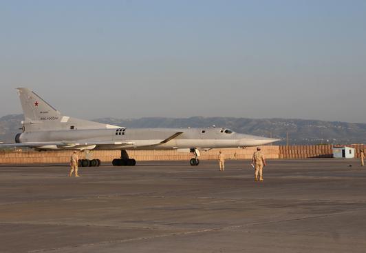 Rosyjskie bombowce strategiczne w Syrii. Problem dla NATO