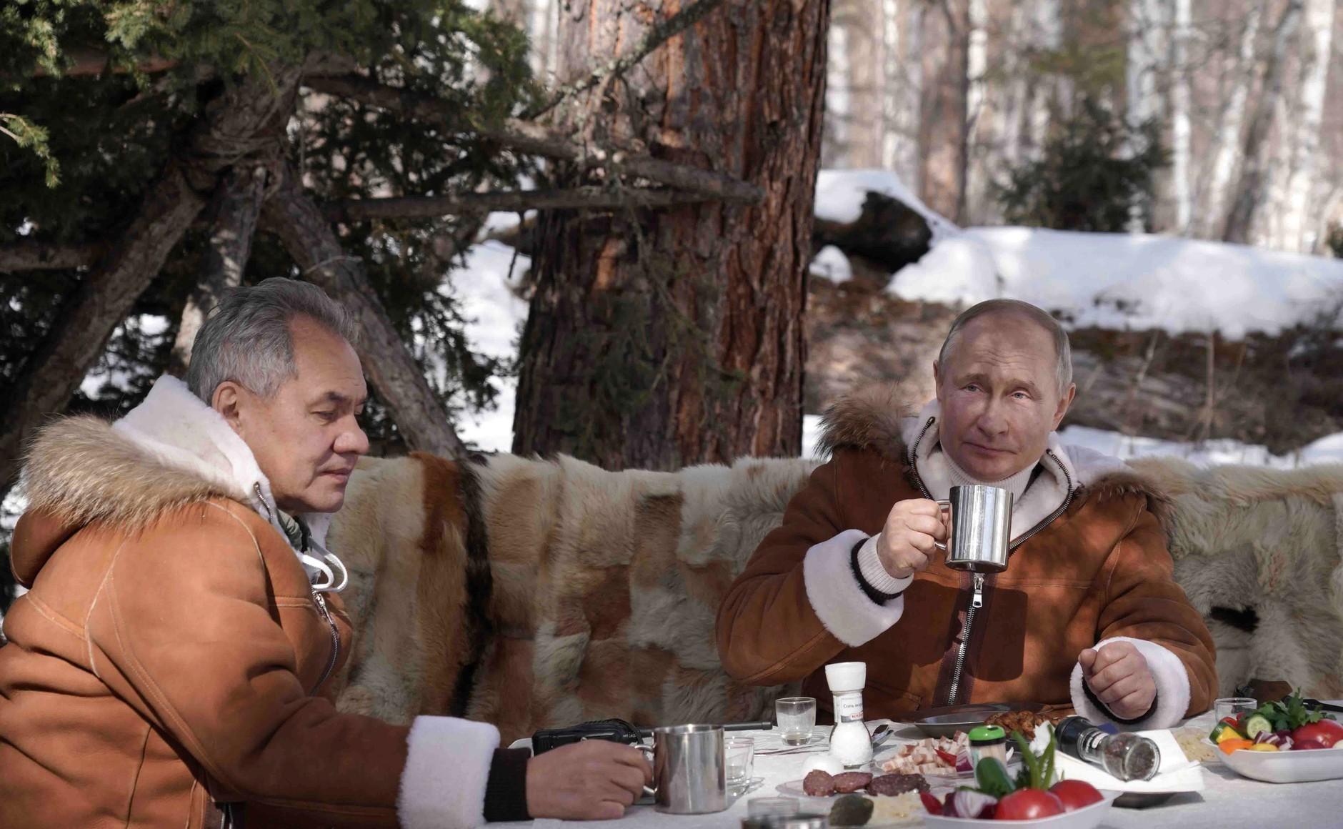 Dymisja po wizycie Putina. Zmiana przywódcy Tuwy